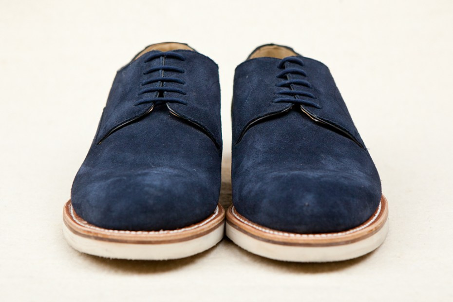 Image of Oliver Sweeney 2012 Spring/Summer Edward Navy