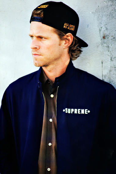 Image of Ollie Magazine: Supreme 2012 Spring/Summer Collection Editorial