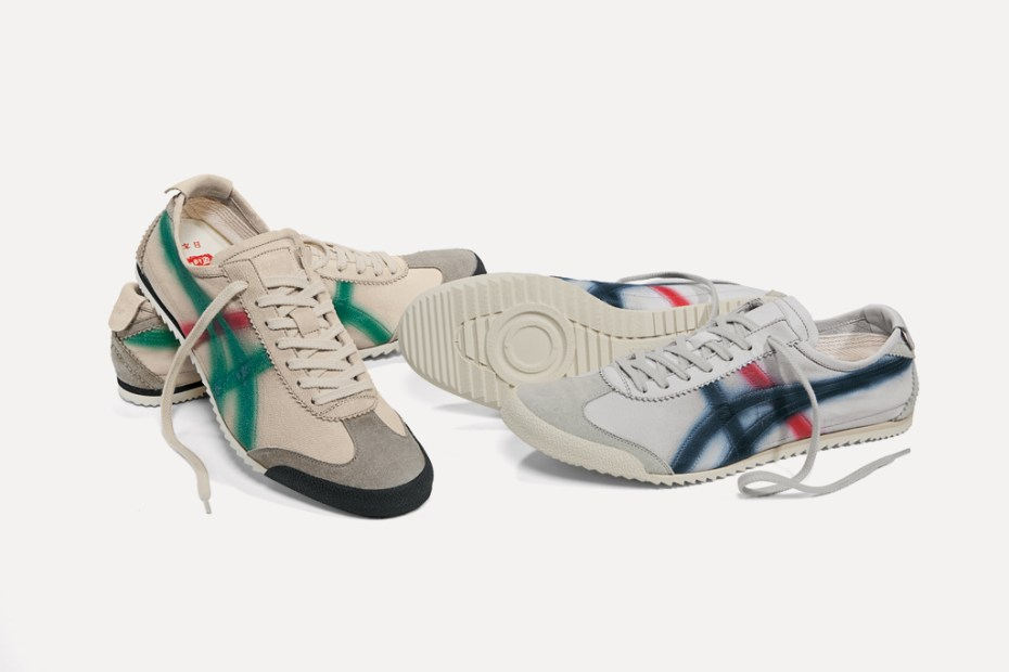 Image of Onitsuka Tiger Nippon Made Collection