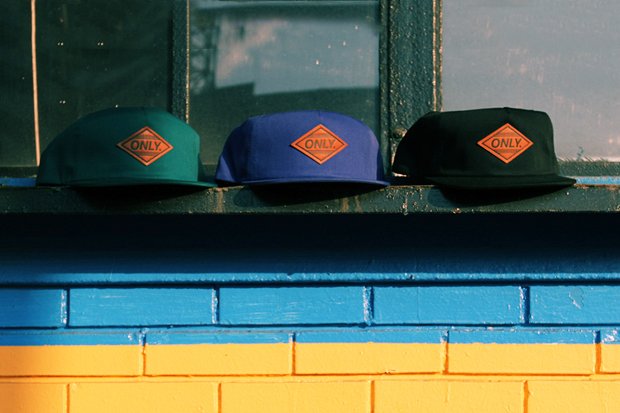 Image of ONLY NY x Starter 2012 Spring Snapback Caps