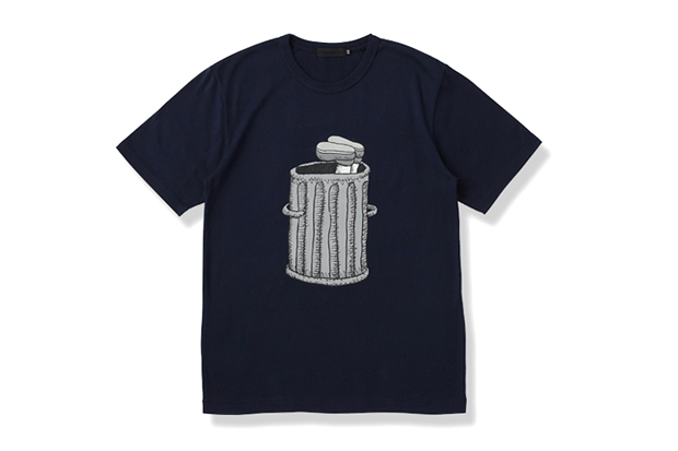 "Image of OriginalFake ""Trashed Companion"" T-Shirt"