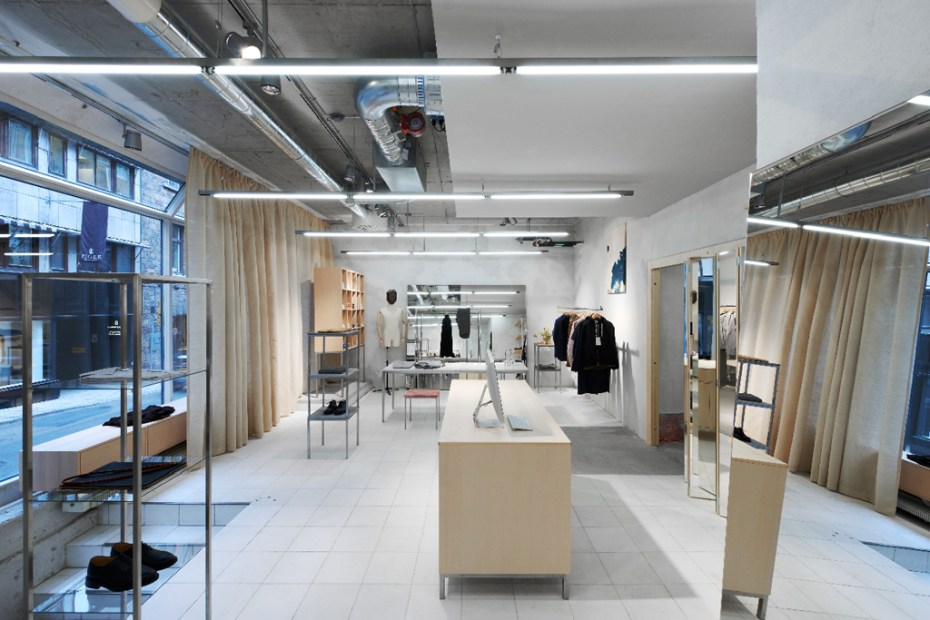 Image of Our Legacy Stockholm Store Opening