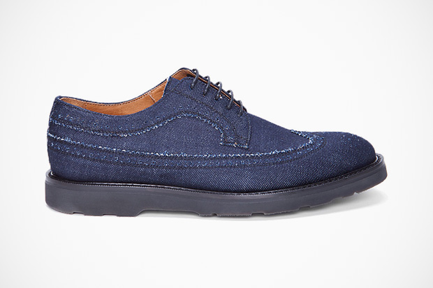 Image of Paul Smith Denim SFXC Brogue