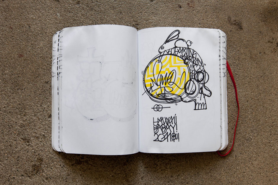 Image of Pen & Paper: Aaron De La Cruz