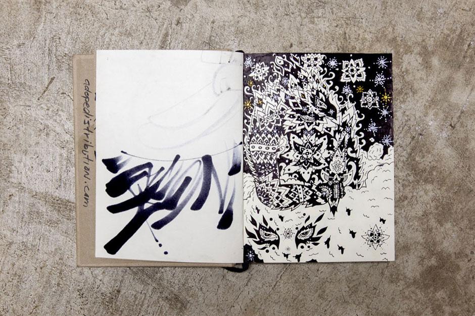 Image of Pen & Paper: Peap Tarr