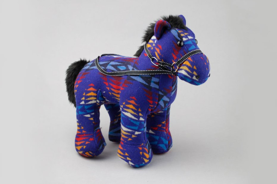 Image of Pendleton Franklin Toy Horse
