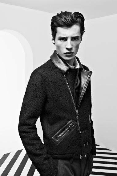 Image of Pierre Balmain 2012 Fall/Winter Lookbook