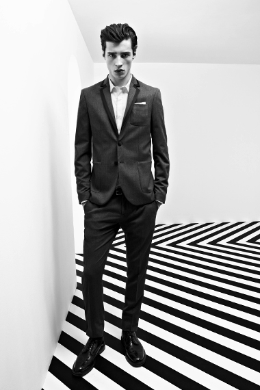 Image of Pierre Balmain 2012 Fall/Winter Lookbook