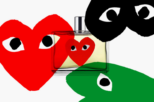 Image of PLAY COMME des GARCONS Perfume