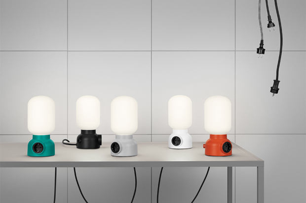 Image of Plug Lamp by FORM US WITH LOVE for Atelje Lyktan