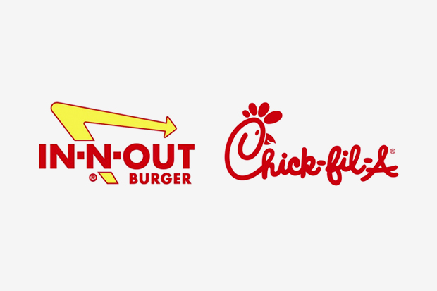 Image of Polls: In-N-Out Burger vs. Chick-fil-A