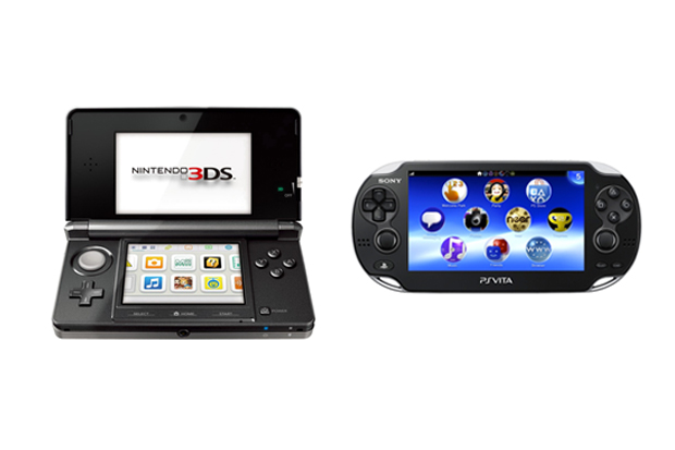 Image of Polls: Nintendo 3DS vs. PlayStation Vita