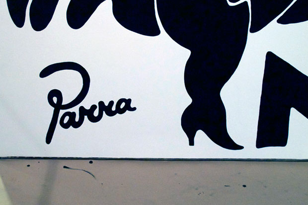 "Image of Parra ""WEIRDED OUT"" Mural Installation @ SFMoMA Preview"