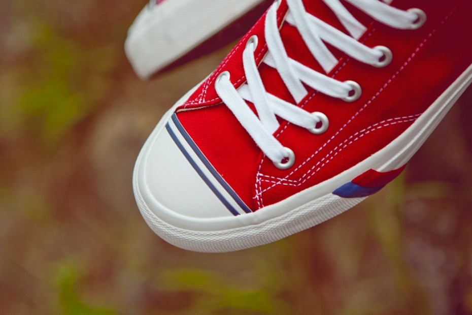 Image of PRO-Keds 2012 Spring/Summer Royal Lo Sport Red