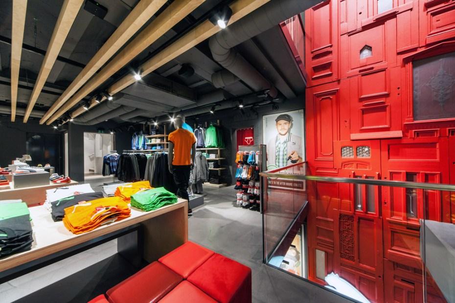 Image of PUMA Amsterdam Store Opening