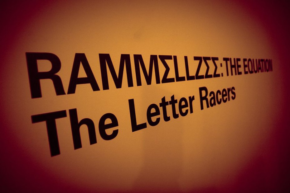 "Image of Rammellzee ""The Equation"" Exhibition @ Suzanne Geiss Company Recap"