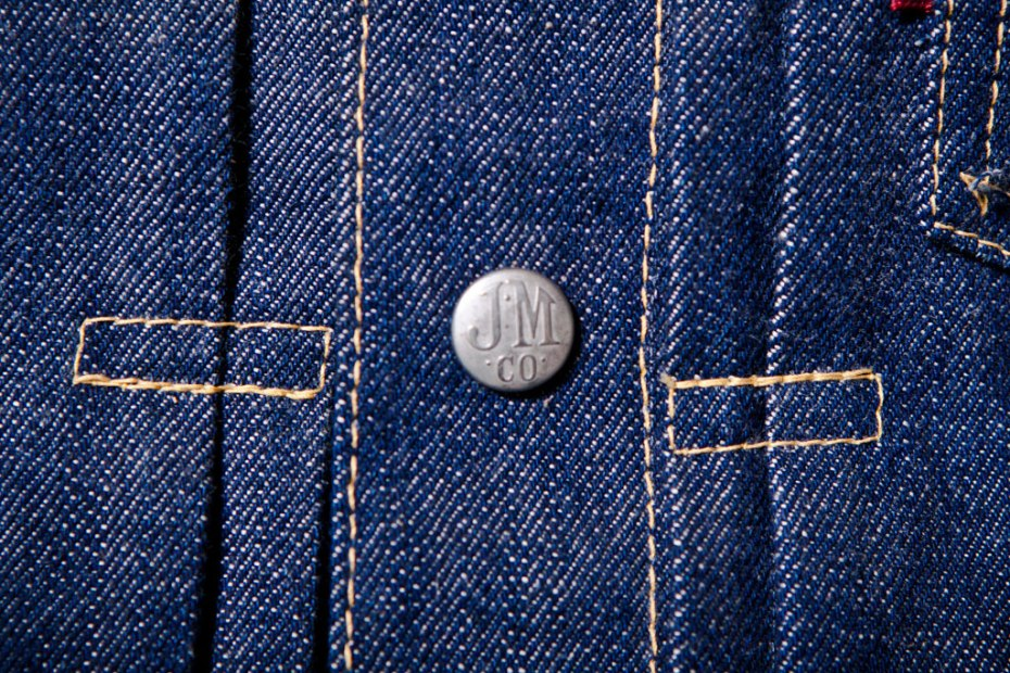 Image of Retrospect: JOE McCOY Children's Jacket and Denim
