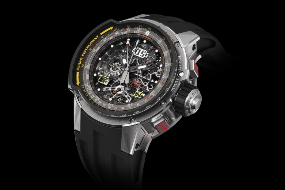 Image of Richard Mille RM 039 Aviation E6-B Watch