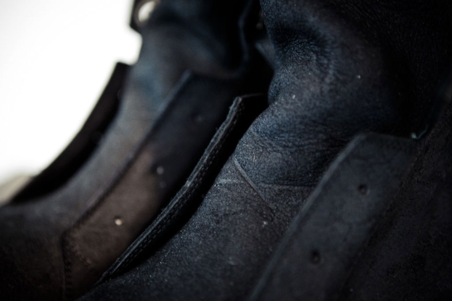 Image of Rick Owens 2012 Spring/Summer Desert Hiking Boot