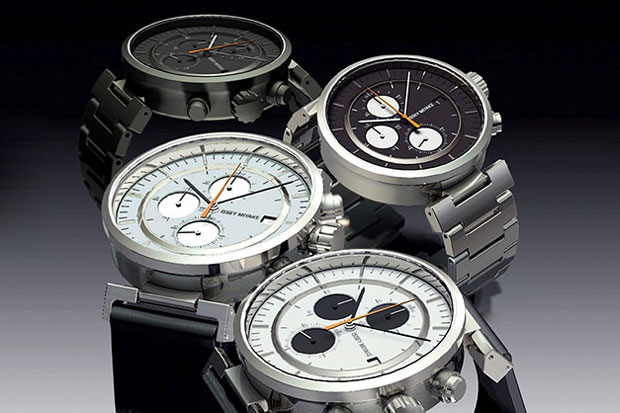 "Image of Satoshi Wada x Issey Miyake Watch ""W"" Chronograph"