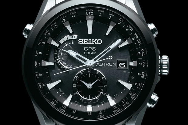 Image of Seiko 2012 Astron GPS Solar Collection