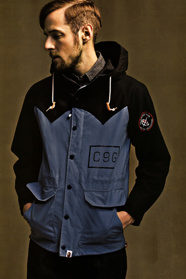 Image of SENSE: A Bathing Ape 2012 Spring/Summer Collection Editorial