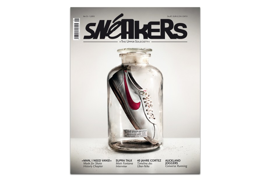 Image of Sneakers Magazine: Matt Fontana of SUPRA