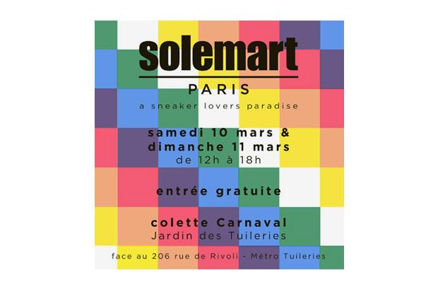Image of Solemart Paris 2012 @ colette Carnaval