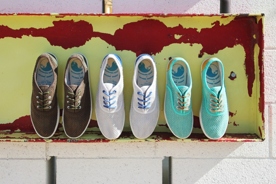 Image of Steven Harrington x ACE Hotel Palm Springs x Generic Surplus 2012 Footwear Capsule Collection