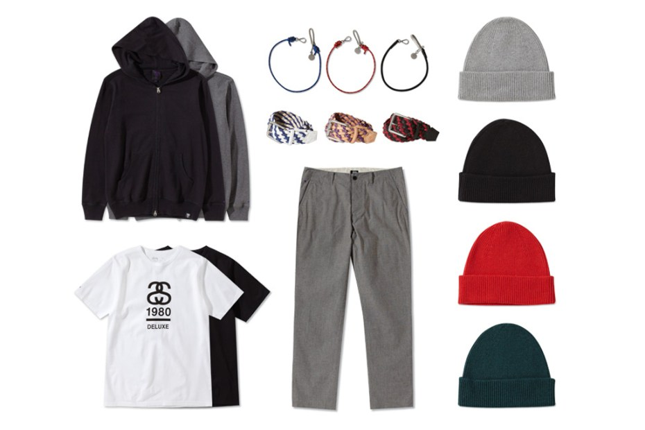 Image of Stussy Deluxe 2012 Spring Collection