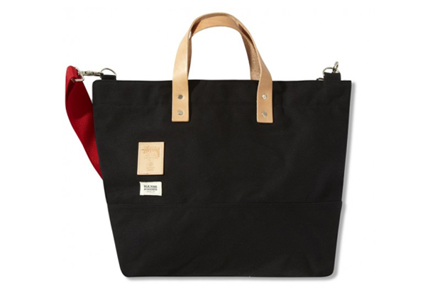 Image of Stussy Deluxe x BLK Pine Workshop 2012 Spring Tote Bags