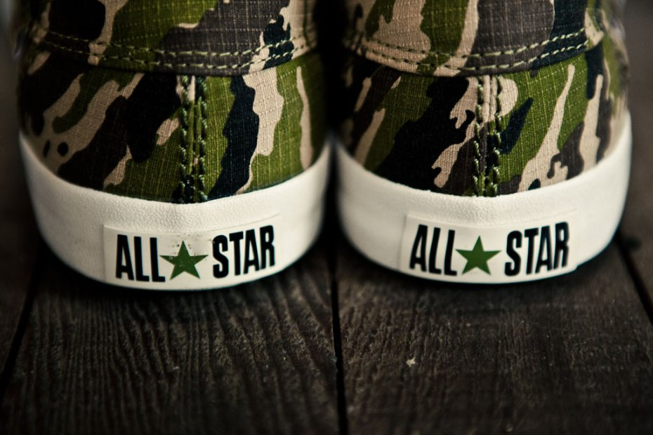 Image of Stussy x Converse 2012 Spring/Summer Sea Star