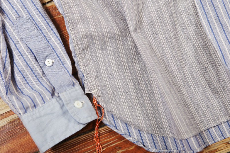 Image of Sunny Sports 2012 Spring/Summer Patchwork Shirts