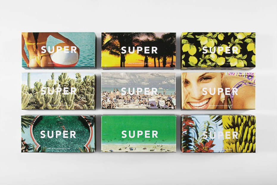 Image of SUPER 2012 Spring Visiva Series