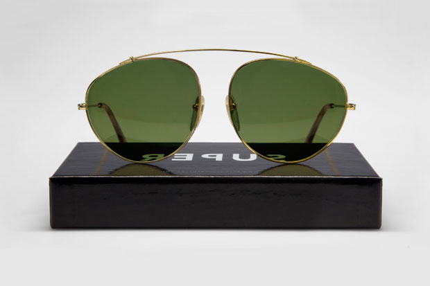 "Image of SUPER Sunglasses 2012 Spring ""OFFSHORE"" Collection"