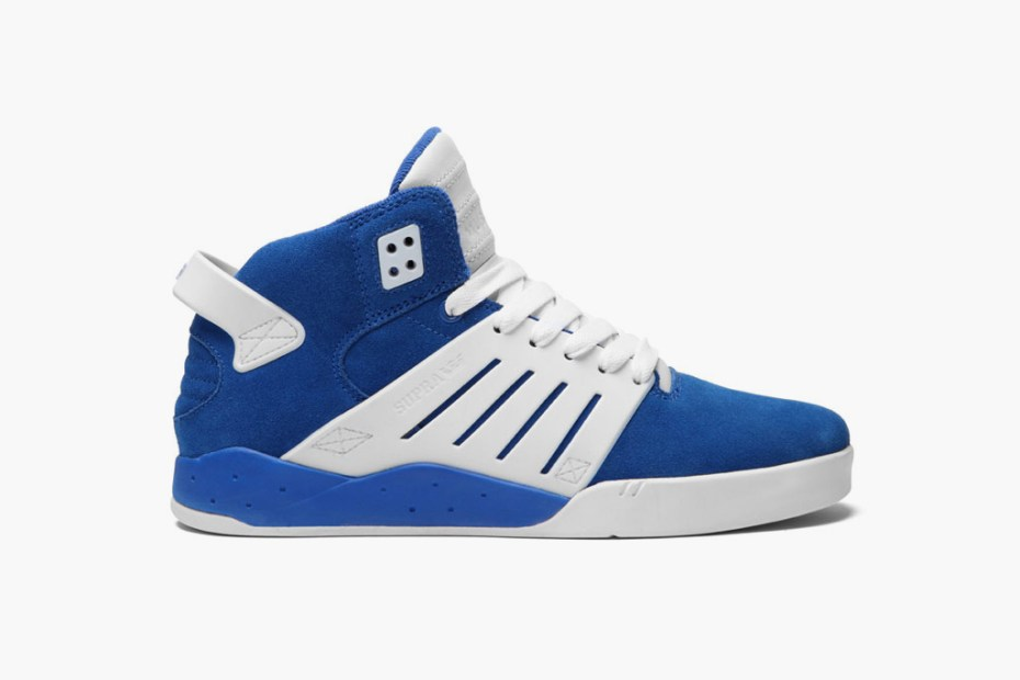 Image of SUPRA Skytop 3 Royal/White
