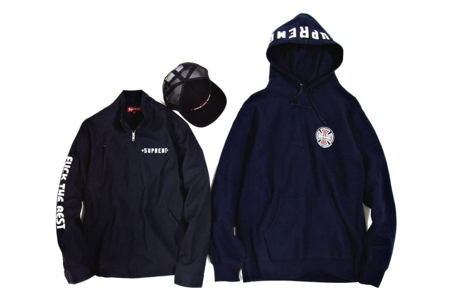 Image of Supreme x Independent Truck Company 2012 Spring Capsule Collection