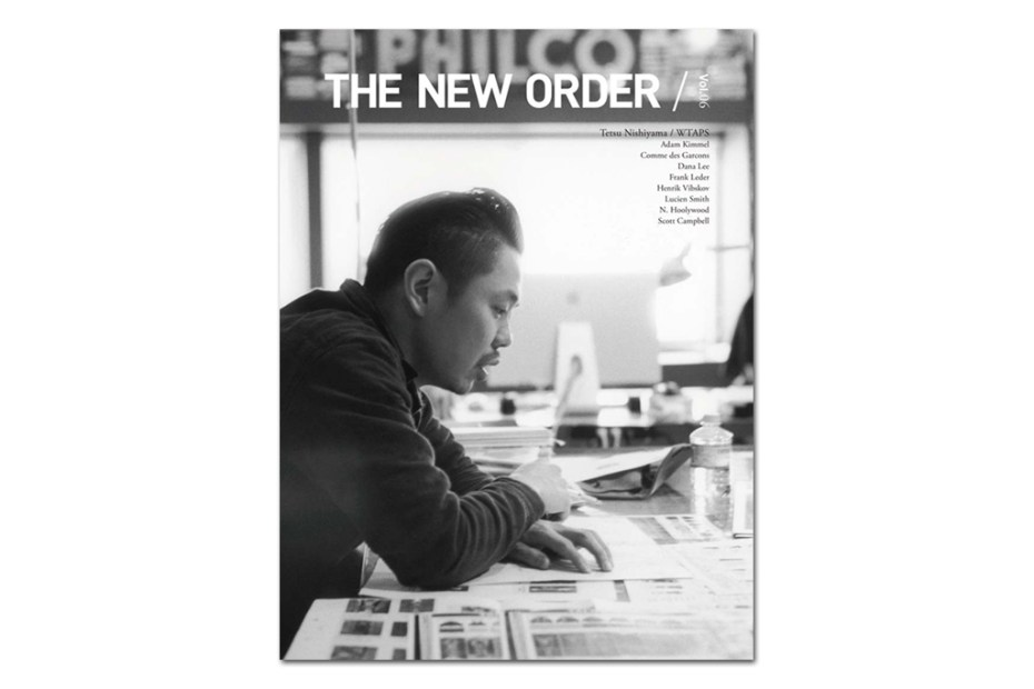 Image of THE NEW ORDER Vol. 6 - Scott Campbell & Tetsu Nishiyama