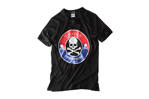 Image of Theater8 casted by mastermind JAPAN 2012 ZOZOTOWN T-Shirt