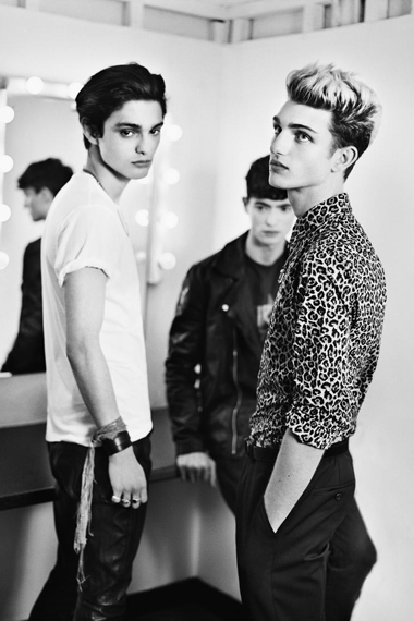 Image of TOPMAN AAA 2012 Spring/Summer Campaign
