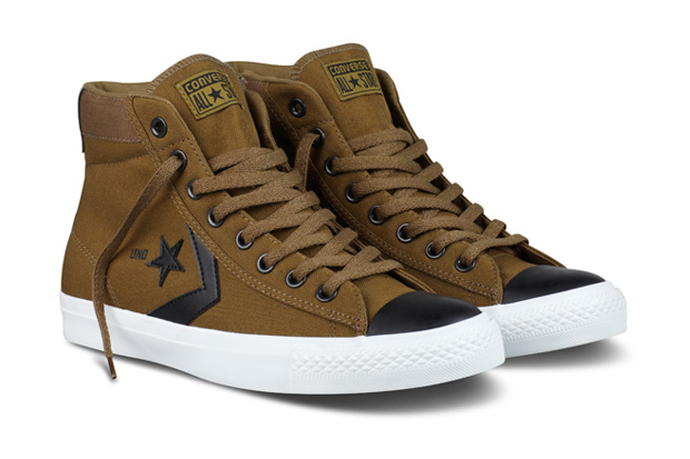 """Image of Undefeated x Converse 2012 """"BORN NOT MADE"""" Collection for Foot Locker"""
