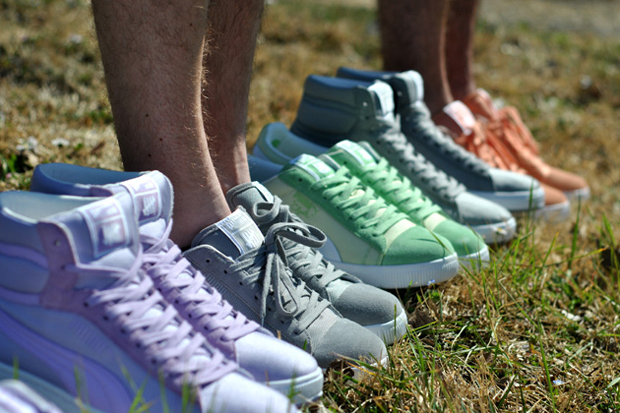 Image of Undefeated x PUMA 2012 Spring/Summer Ballistic Collection