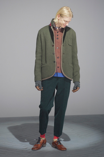 Image of UNDERCOVER 2012 Fall/Winter Collection