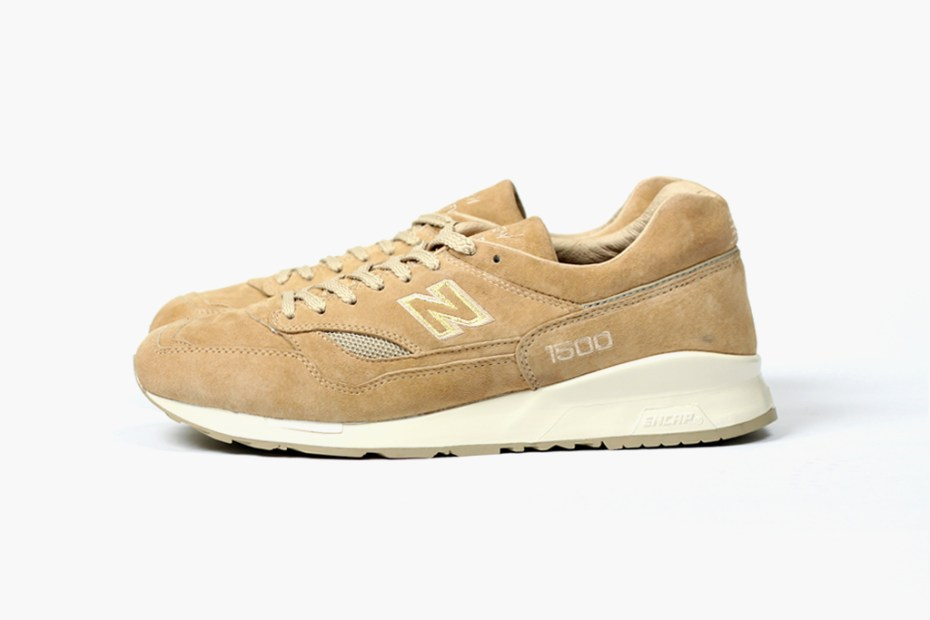 Image of United Arrows x New Balance 2012 Spring/Summer 1500 UASP BEIGE