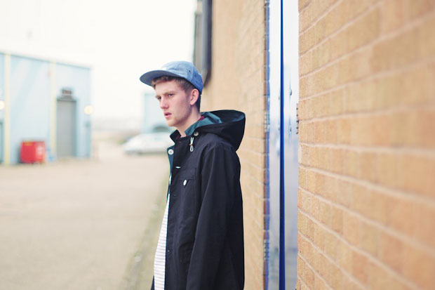 Image of Urban Industry 2012 Percival Lookbook