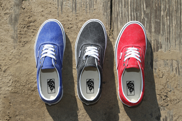 Image of Vans 2012 Spring Era Distressed Pack