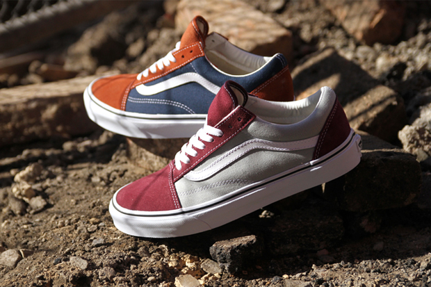 Image of Vans 2012 Spring Old Skool Gold Coast Pack