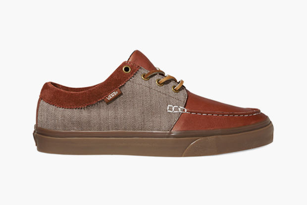 Image of Vans California 2012 Spring 106 Moc CA Herringbone