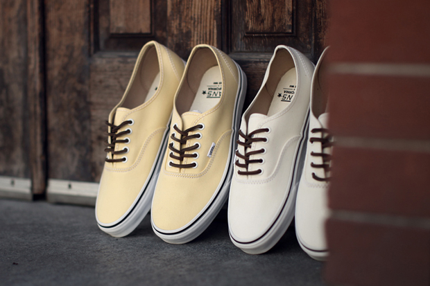 Image of Vans California Authentic CA Brushed Twill