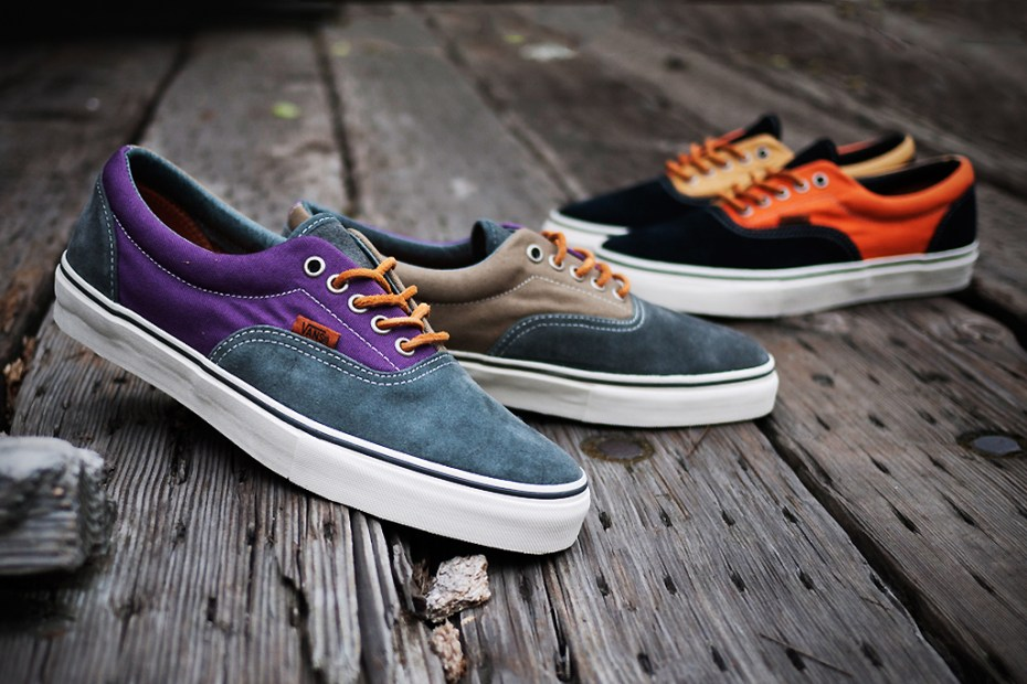 Image of Vans Vault 2012 Spring/Summer Era LX Twill Canvas Pack